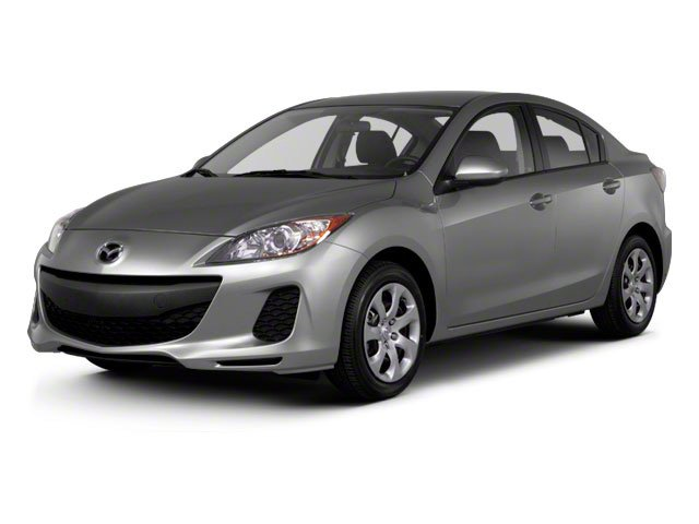 2012 Mazda Mazda3 s Grand Touring Front Wheel Drive Power Steering 4-Wheel Disc Brakes Aluminum