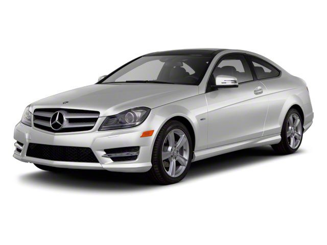 2012 Mercedes C-Class C 250 Turbocharged Rear Wheel Drive Power Steering ABS 4-Wheel Disc Brake