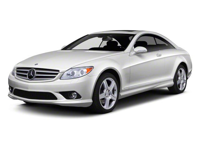 2012 Mercedes CL-Class CL550 Turbocharged All Wheel Drive Air Suspension Active Suspension Powe