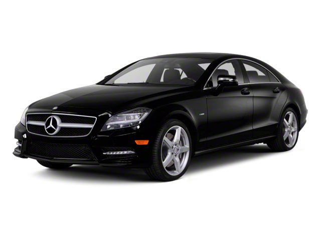 2012 Mercedes CLS-Class CLS63 AMG Turbocharged Rear Wheel Drive Air Suspension Power Steering 4
