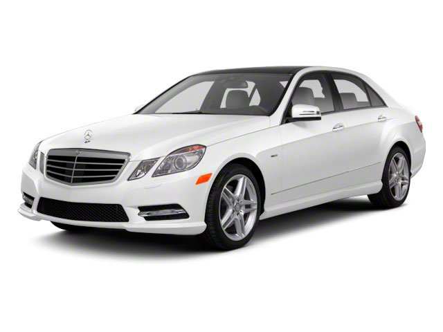 2012 Mercedes E-Class  Rear Wheel Drive Power Steering 4-Wheel Disc Brakes Aluminum Wheels Tire
