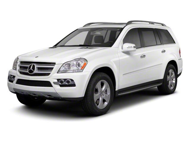 2012 Mercedes GL-Class GL550 All Wheel Drive Air Suspension Active Suspension Power Steering 4-