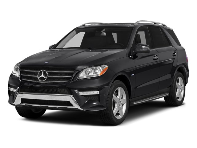 2012 Mercedes M-Class ML 550 Turbocharged All Wheel Drive Power Steering 4-Wheel Disc Brakes Al