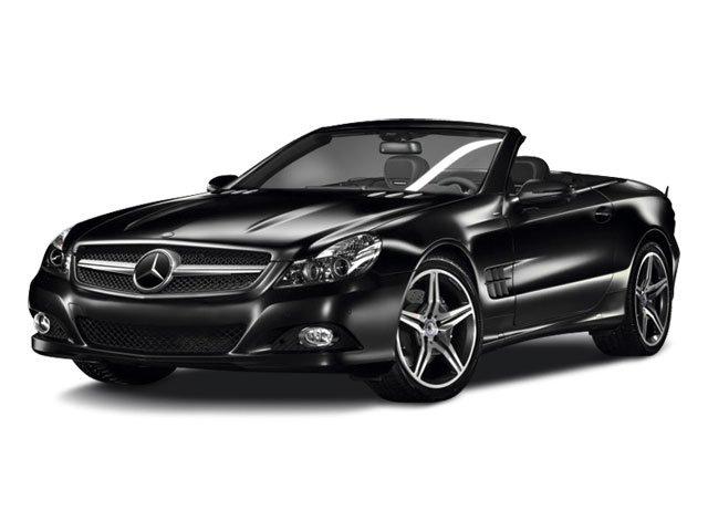 2012 Mercedes SL-Class SL550 Rear Wheel Drive Air Suspension Active Suspension Power Steering 4