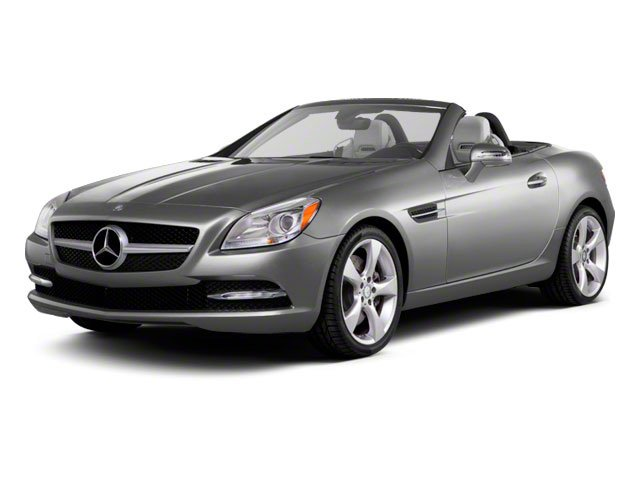 2012 Mercedes SLK-Class SLK350 RWD ABS 4-Wheel Air Conditioning Alloy Wheels AMFM Stereo Bl