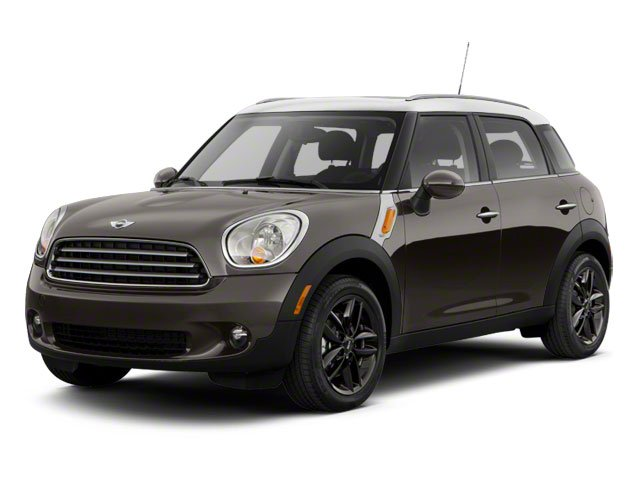 2012 MINI Cooper Countryman  Front Wheel Drive Power Steering 4-Wheel Disc Brakes Tires - Front