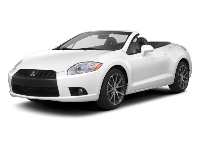2012 Mitsubishi Eclipse GS Sport Front Wheel Drive Power Steering 4-Wheel Disc Brakes Aluminum W
