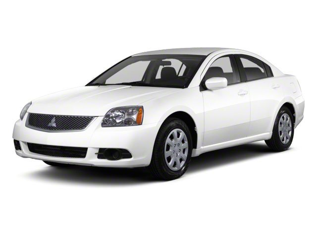 2012 Mitsubishi Galant ES Front Wheel Drive Power Steering 4-Wheel Disc Brakes Wheel Covers Ste