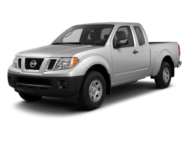 2012 Nissan Frontier King Cab S Auto Rear Wheel Drive Power Steering 4-Wheel Disc Brakes Steel W