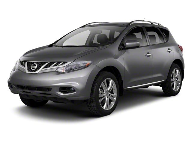 2012 Nissan Murano LE All Wheel Drive Tow Hooks Power Steering 4-Wheel Disc Brakes Aluminum Whe