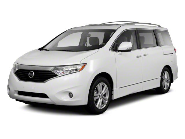 2012 Nissan Quest 35 SL Front Wheel Drive Power Steering 4-Wheel Disc Brakes Temporary Spare Ti
