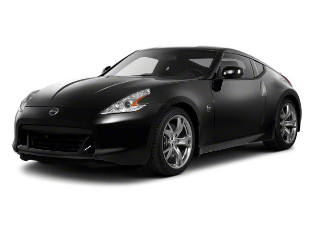 2012 Nissan 370Z Touring Rear Wheel Drive Power Steering 4-Wheel Disc Brakes Aluminum Wheels Ti