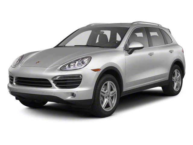 2012 Porsche Cayenne Turbo Turbocharged All Wheel Drive Power Steering 4-Wheel Disc Brakes Alum