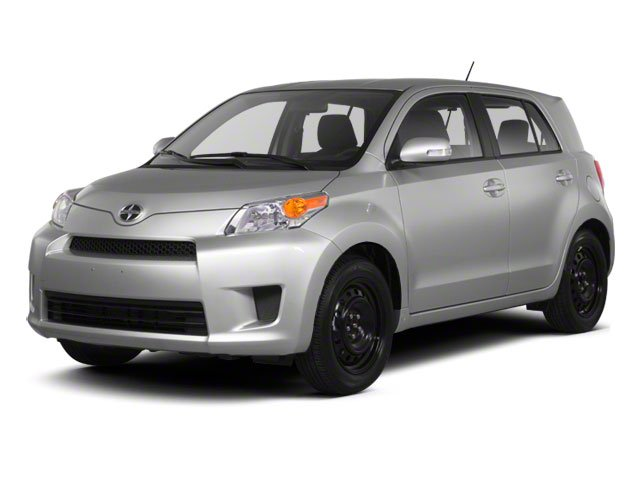 2012 Scion xD  Front Wheel Drive Power Steering Front DiscRear Drum Brakes Wheel Covers Steel