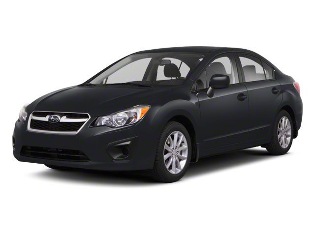 2012 Subaru Impreza Sedan 20i Premium All Wheel Drive Power Steering 4-Wheel Disc Brakes Alumin