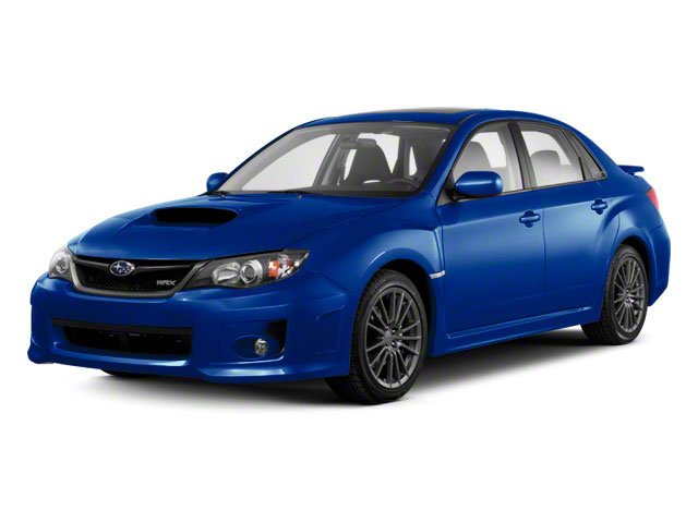2012 Subaru Impreza Sedan WRX WRX Turbocharged All Wheel Drive Power Steering 4-Wheel Disc Brake