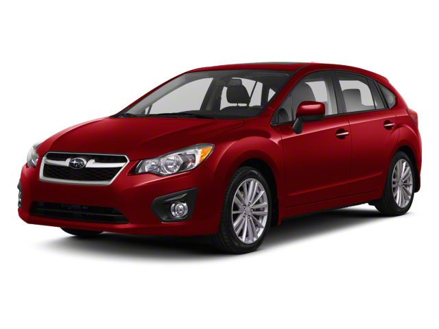 2012 Subaru Impreza Wagon 20i Sport Limited All Wheel Drive Power Steering 4-Wheel Disc Brakes