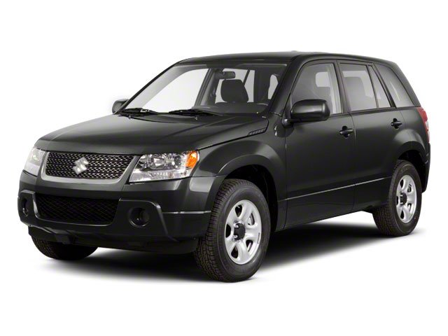 2012 Suzuki Grand Vitara Premium Rear Wheel Drive Power Steering 4-Wheel Disc Brakes Steel Wheel