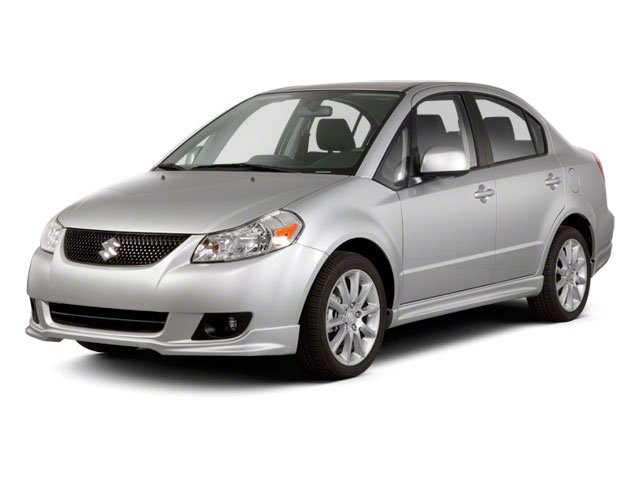 2012 Suzuki SX4 LE Popular Front Wheel Drive Power Steering 4-Wheel Disc Brakes Aluminum Wheels