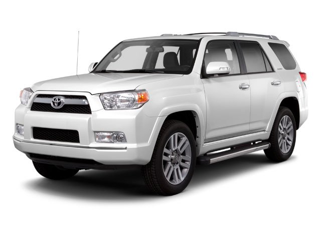 2012 Toyota 4Runner  Four Wheel Drive Tow Hitch Power Steering 4-Wheel Disc Brakes Aluminum Whe