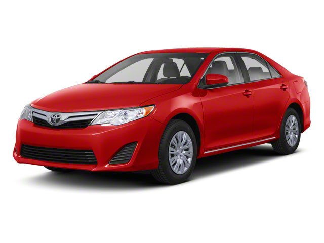 2012 Toyota Camry  Compact spare tire  High solar energy-absorbing glass  4-way adjustable front