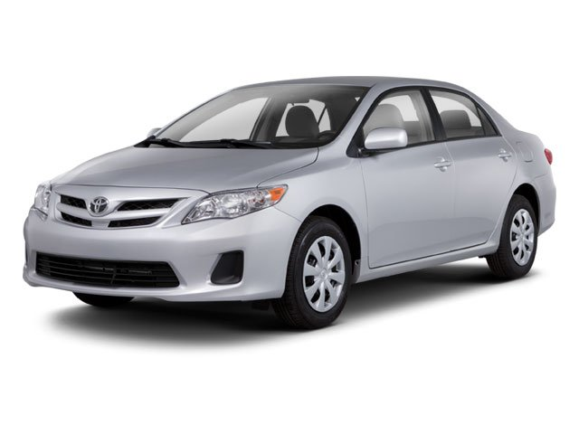 2012 Toyota Corolla GRAY Front Wheel Drive Power Steering Front DiscRear Drum Brakes Temporary