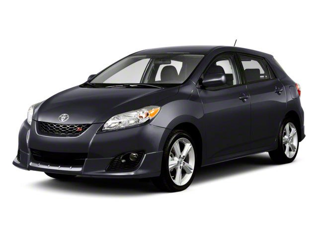 2012 Toyota Matrix L Front Wheel Drive Power Steering 4-Wheel Disc Brakes Wheel Covers Steel Wh