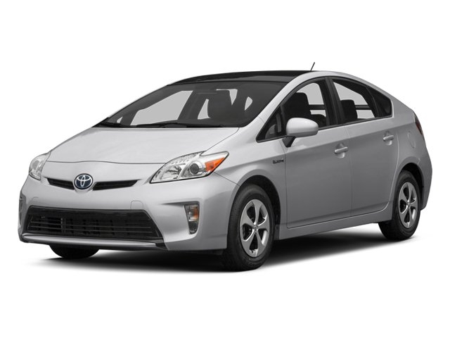 2012 Toyota Prius One Keyless Start Front Wheel Drive Power Steering 4-Wheel Disc Brakes Alumin