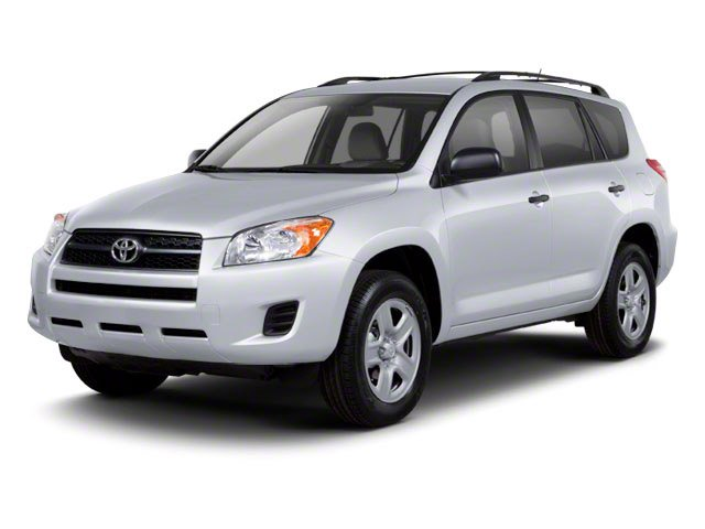 2012 Toyota RAV4  Four Wheel Drive Power Steering 4-Wheel Disc Brakes Wheel Covers Steel Wheels