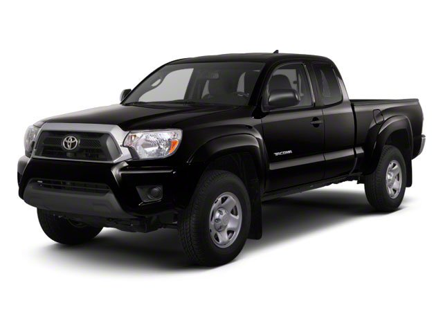 2012 Toyota Tacoma  4 fixed cargo bed tie-down points16 styled steel wheels2-speed windshield