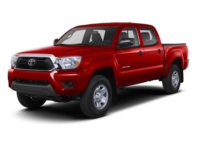 2012 Toyota Tacoma DBL CAB 4WD V6 LockingLimited Slip Differential Four Wheel Drive Power Steeri