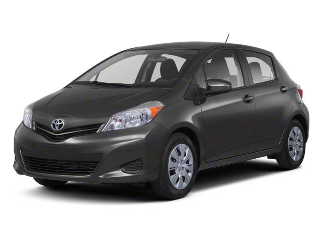 2012 Toyota Yaris LE AMFM Stereo CD Player Keyless Entry Power Door Locks Power Mirrors Pas