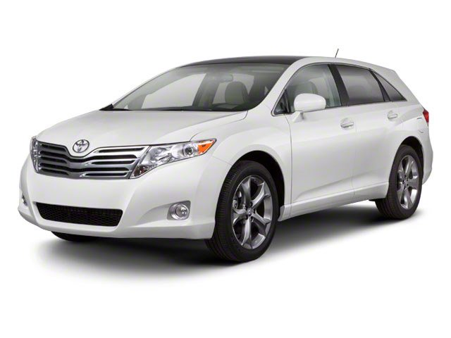2012 Toyota Venza 35L Front Wheel Drive Power Steering 4-Wheel Disc Brakes Aluminum Wheels Tir