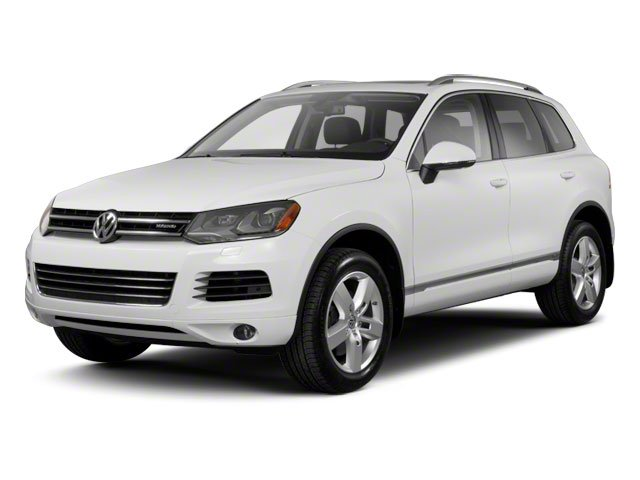 2012 Volkswagen Touareg VR6 FSI 4-Wheel Disc Brakes Four Wheel Drive Power Steering Tires - Fron
