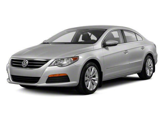 2012 Volkswagen CC Lux PZEV Turbocharged Front Wheel Drive Power Steering 4-Wheel Disc Brakes T