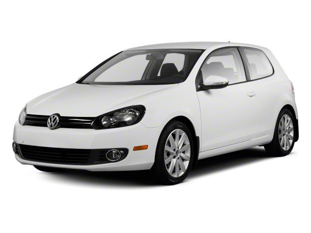 2012 Volkswagen Golf 25L Front Wheel Drive Power Steering ABS 4-Wheel Disc Brakes Wheel Covers