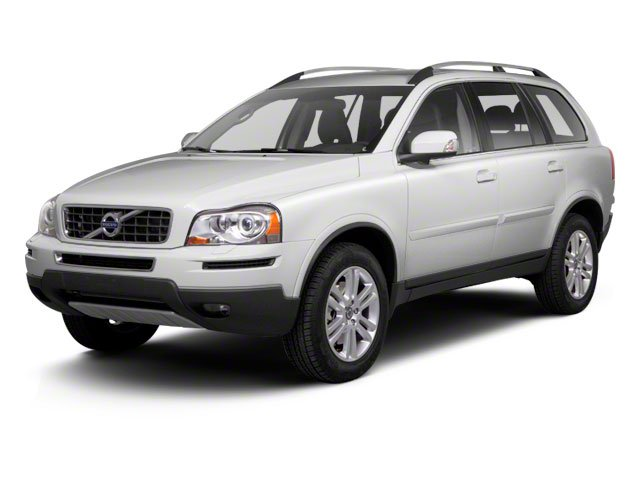 2012 Volvo XC90 32 Front Wheel Drive Power Steering 4-Wheel Disc Brakes Aluminum Wheels Tires