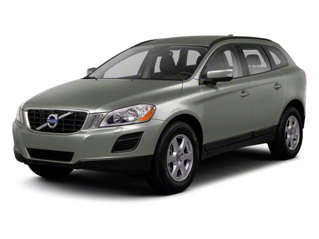 2012 Volvo XC60 32 Front Wheel Drive Power Steering 4-Wheel Disc Brakes Aluminum Wheels Tires