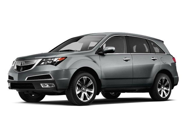 2013 Acura MDX Advance Pkg All Wheel Drive Active Suspension Power Steering 4-Wheel Disc Brakes