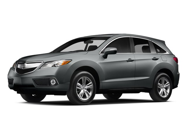2013 Acura RDX Tech Pkg SILVER MOON All Wheel Drive Power Steering ABS 4-Wheel Disc Brakes Bra