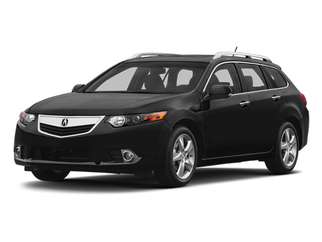 2013 Acura TSX Sport Wagon  Front Wheel Drive Power Steering 4-Wheel Disc Brakes Aluminum Wheels