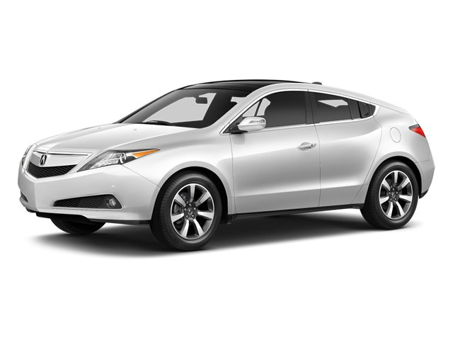 2013 Acura ZDX AWD All Wheel Drive Power Steering 4-Wheel Disc Brakes Aluminum Wheels Tires - F