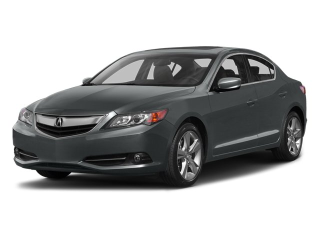 2013 Acura ILX Tech Pkg Navigation Front Wheel Drive Active Suspension Power Steering 4-Wheel Di