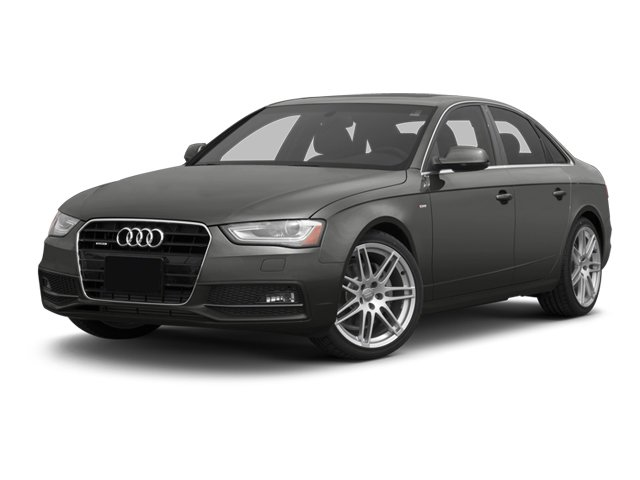2013 Audi A4 Premium Plus Turbocharged Front Wheel Drive Power Steering 4-Wheel Disc Brakes Tir