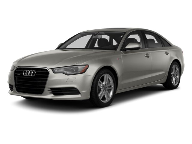 2013 Audi A6 20T Premium Plus Turbocharged Front Wheel Drive Power Steering 4-Wheel Disc Brakes