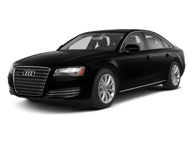 2013 Audi A8 40L Turbocharged All Wheel Drive Air Suspension Power Steering 4-Wheel Disc Brake