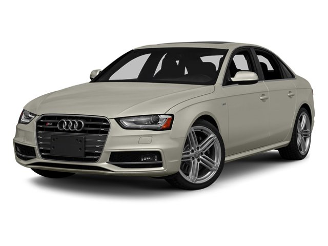 2013 Audi S4 Premium Plus Supercharged All Wheel Drive LockingLimited Slip Differential 4-Wheel