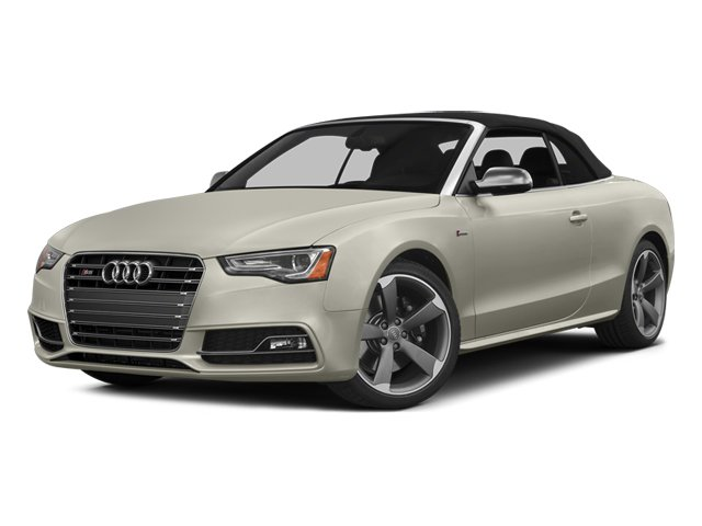 2013 Audi S5 Prestige Supercharged LockingLimited Slip Differential All Wheel Drive Power Steer