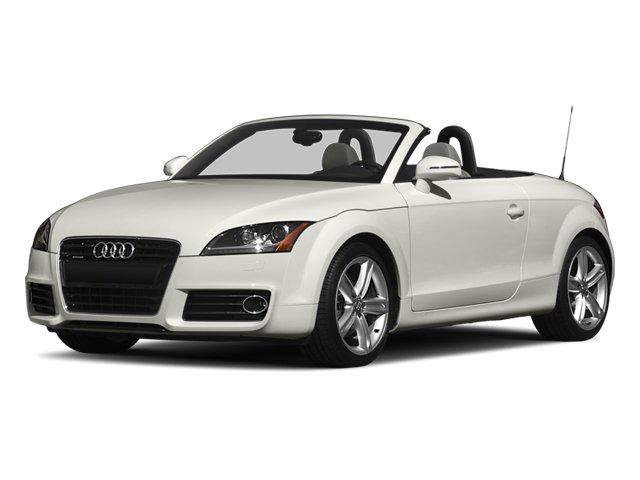 2013 Audi TTS 20T Prestige Turbocharged All Wheel Drive Active Suspension 4-Wheel Disc Brakes