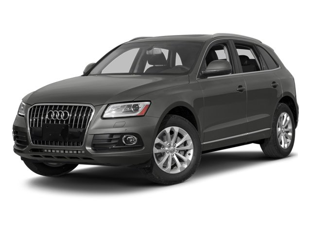 2013 Audi Q5 Premium Turbocharged All Wheel Drive Power Steering 4-Wheel Disc Brakes Aluminum W